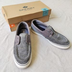 Sperry Biscayne Smoked Pearl Loafer Sneakers